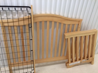 Infant/toddler furniture and gear for sale